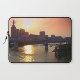 Nashville Dusk Laptop Sleeve
