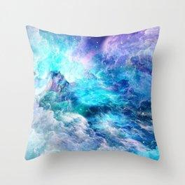 Universe's soul Throw Pillow