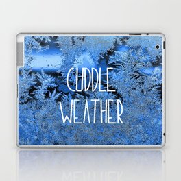 Cuddle Weather Laptop & iPad Skin