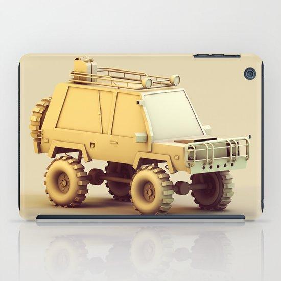 SUV iPad Case