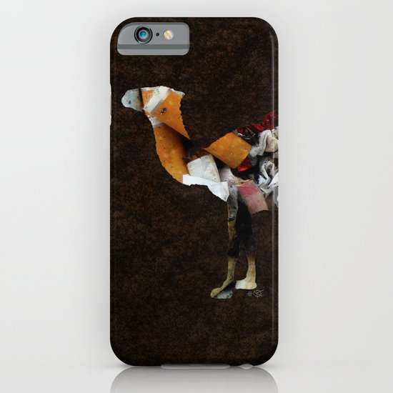 Camel Collage 3F iPhone & iPod Case