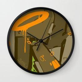 MURKERS Wall Clock