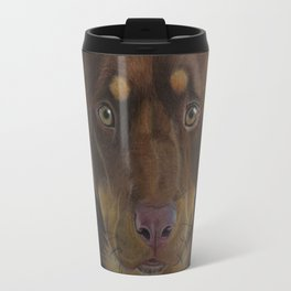 Aussie and Kelpie Travel Mug