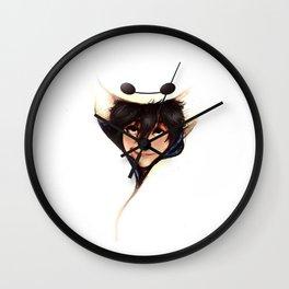 bighero - baymax Wall Clock