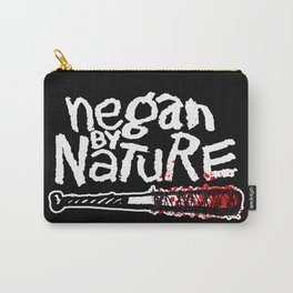 Negan by Nature Carry-All Pouch