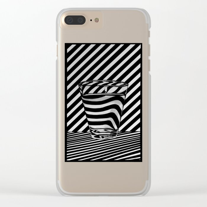 Trippin' Tequila Clear iPhone Case