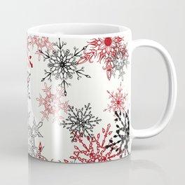 snowflake shine - 2 Coffee Mug