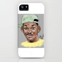 Fresh Prince iPhone Case