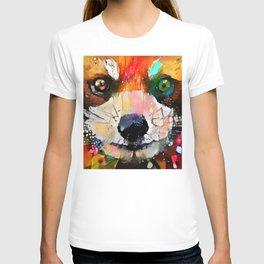 Red Panda Smiles T-shirt