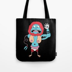 Weird Thing Tote Bag