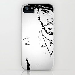 Vector Jared Leto 1 iPhone Case