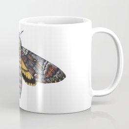 African Death's Head Hawkmoth (Acherontia atropos) Coffee Mug
