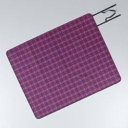 Coleus Picnic Blanket