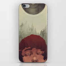 Slow Cure iPhone Skin