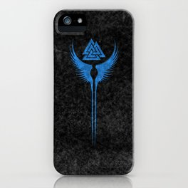 Vikings Valkyrie of Odin iPhone Case