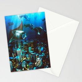 City Cruising Stationery Cards