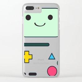 Adventuretime Clear iPhone Case