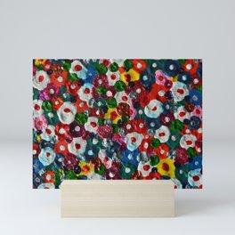 Flowers Blooming Mini Art Print
