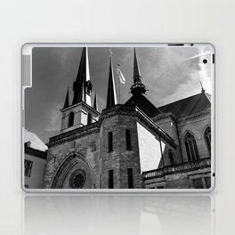 Notre-Dame Luxemburg Laptop & iPad Skin