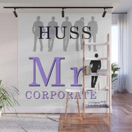 Mr. Corporate by JA Huss Wall Mural