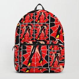 Veuve Noire Backpack