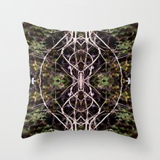 Trapped Throw Pillow