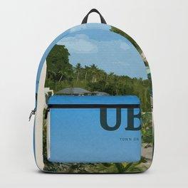 Visit Ubud Backpack