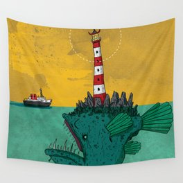 Subterfuge Wall Tapestry