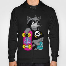 Really Radical Raccoon Hoody