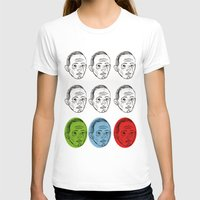 talking heads T-shirts featuring Heads by Nü Köza