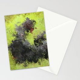 EIGHTEENTH PASSION Stationery Cards