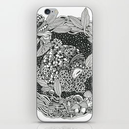 Pangolin's Dream iPhone Skin