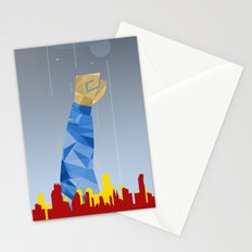 Polygon Heroes Rise 1 Stationery Cards