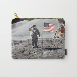 Apollo 15 - Military Salute Carry-All Pouch