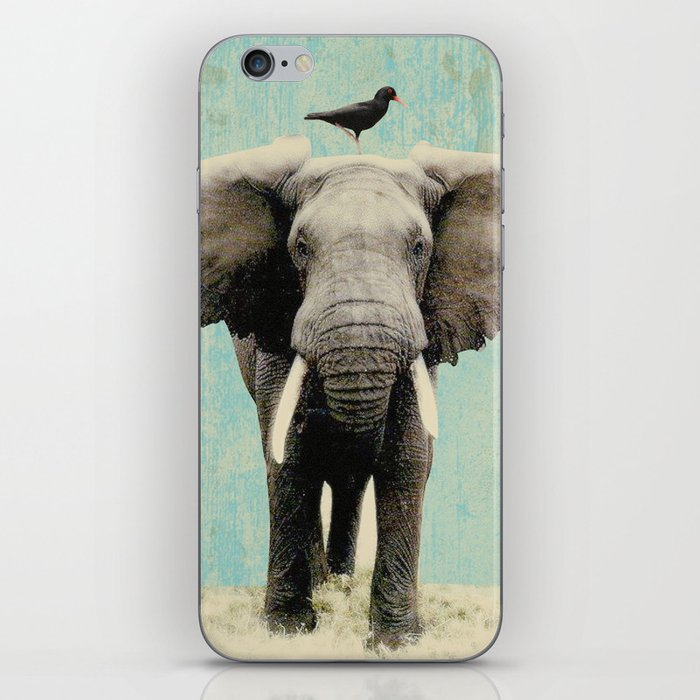 friends for life iPhone Skin