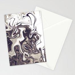 "ABSTRACT LIQUIDS XXXVI ""36"" Stationery Cards"