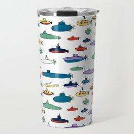 Submarine Squadron Fun Travel Mug