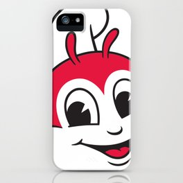 Have a Jollibee Afternoon iPhone Case