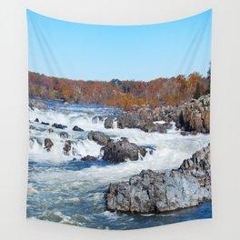 Great Falls Virginia Wall Tapestry