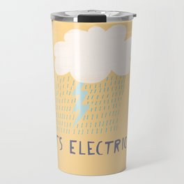 It's Electric Bolt Travel Mug