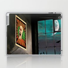 A very Haunted House Laptop & iPad Skin