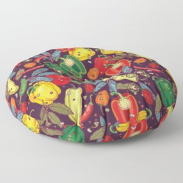 Hot & spicy! Floor Pillow