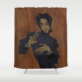 GD3 Shower Curtain