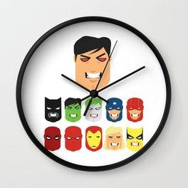 Friends - Super Wall Clock