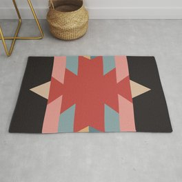 Red Star - Style Me Stripes Rug