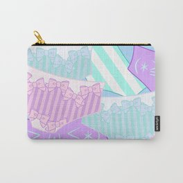 Pastel Panty Attack! Carry-All Pouch