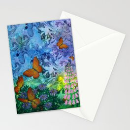 Monarch Haven Stationery Cards