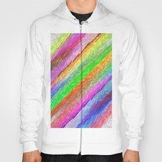 Colorful digital art splashing G479 Hoody