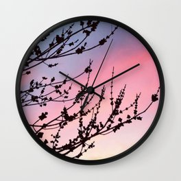 Nature Lovers Wall Clock