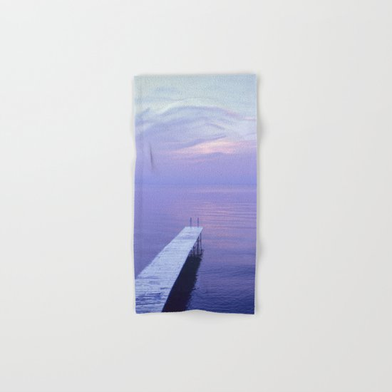 Long Dock Hand & Bath Towel